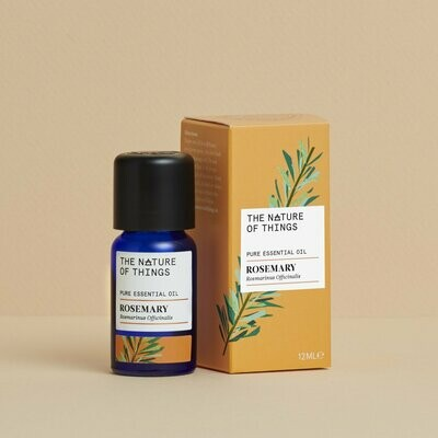 The Nature Of Things Rosemary Essential Oil 12ml