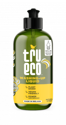 Tru Eco Washing Up Liquid Natural Citrus 500ml