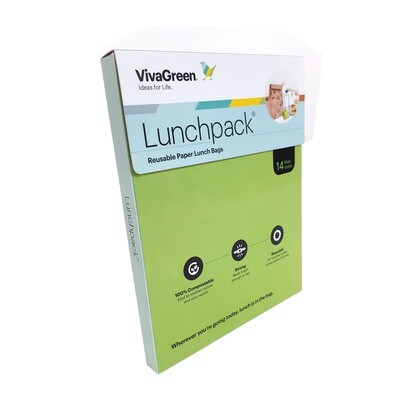 Viva Green Lunchpack 14 bags