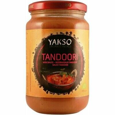 Yakso Organic Tandoori Sauce 350g