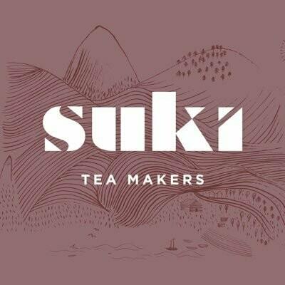 Suki Organic Earl Grey & Blueflower Loose Leaf Tea 100g