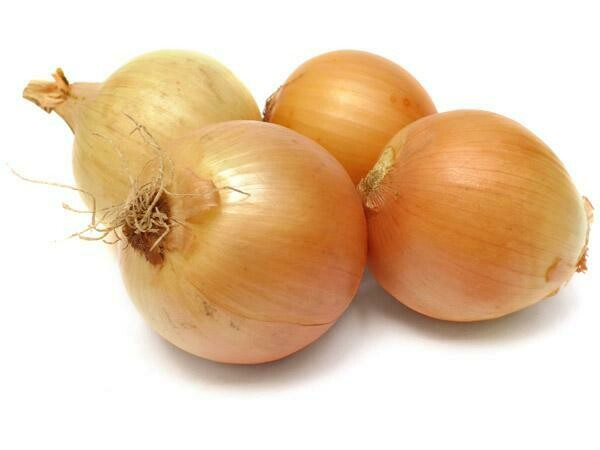 Organic Brown Onion 100g