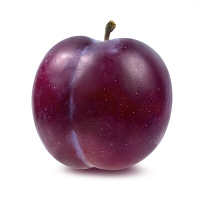 Plums Red Each