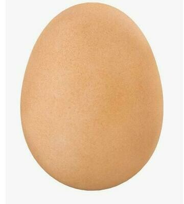 Loose Organic Free Range Eggs 40c each