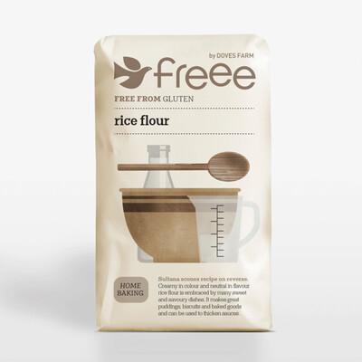 Doves Farm Rice Flour  Gluten Free 1Kg