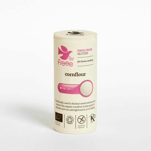 Doves Farm Organic Gluten-Free Cornflour 110g