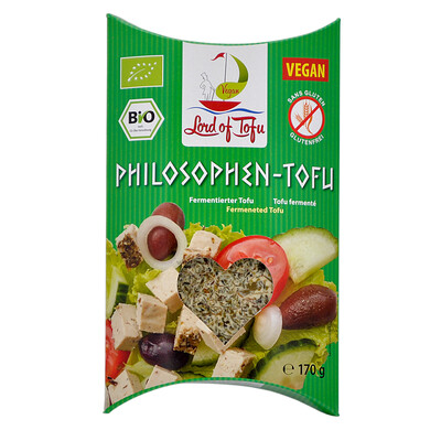 Lord of Tofu Organic Philosophen Tofu 170g