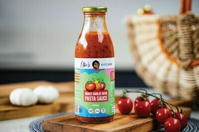 Ellie's Kitchen Roast Garlic Herb Pasta Sauce 375ml