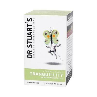 Dr Stuarts Tranquility Tea 15 Bags