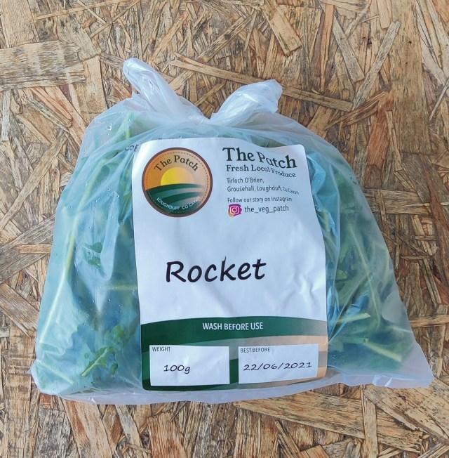 The Patch Rocket Bagged 100g Each