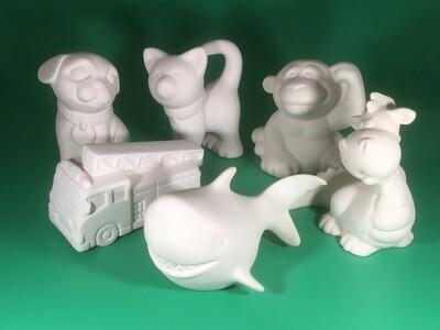 Large Figurines