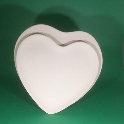 Heart Plate Medium