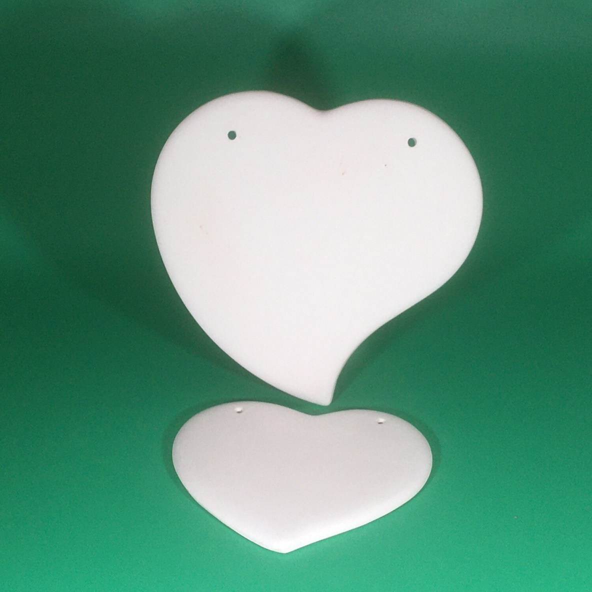 Heart Plaque Large