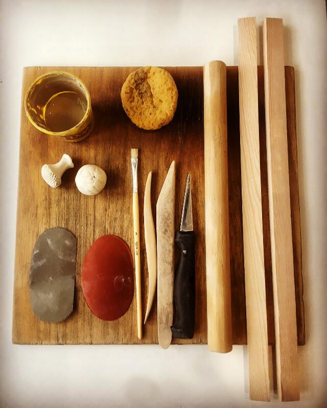 Firefly Pottery - Clay Takeaway Kit