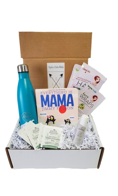 Third Trimester Pregnancy Gift Box