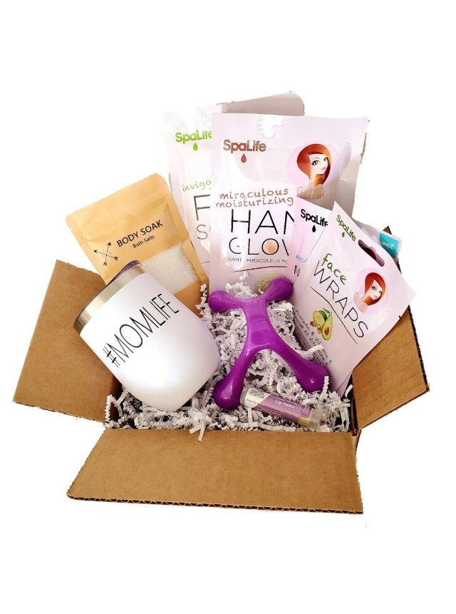 Mother's Day Gift Box - Comes Gift Wrapped!