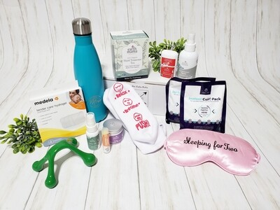 Labor and Postpartum Gift Box | Delivery Hospital Gift Box