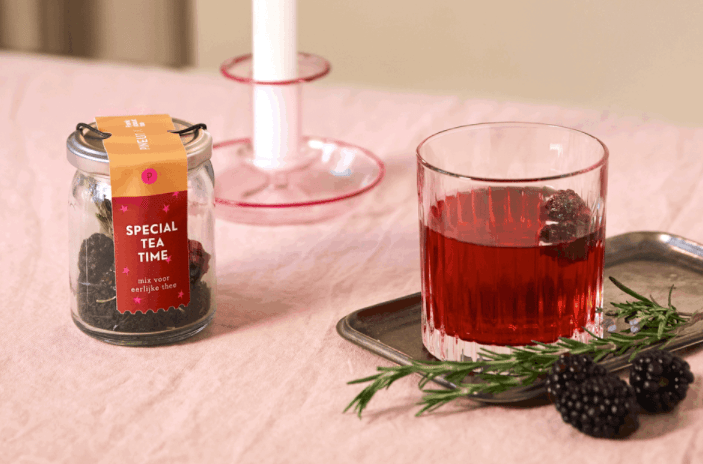 Special Tea Time - Pineut