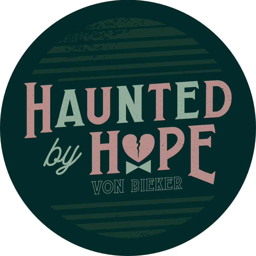 Sticker - Haunted by Hope