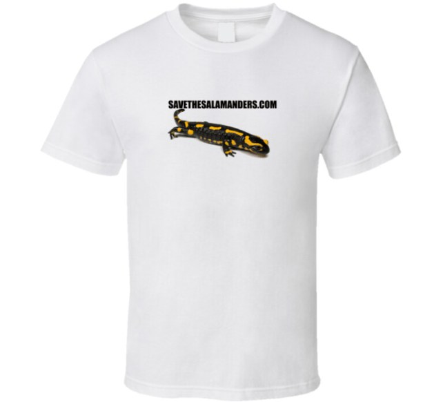 Fire Salamander Shirt