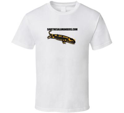 Fire Salamander Shirt