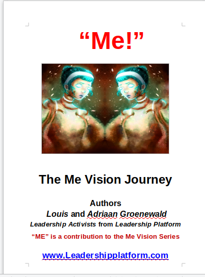 The Me Vision Journey