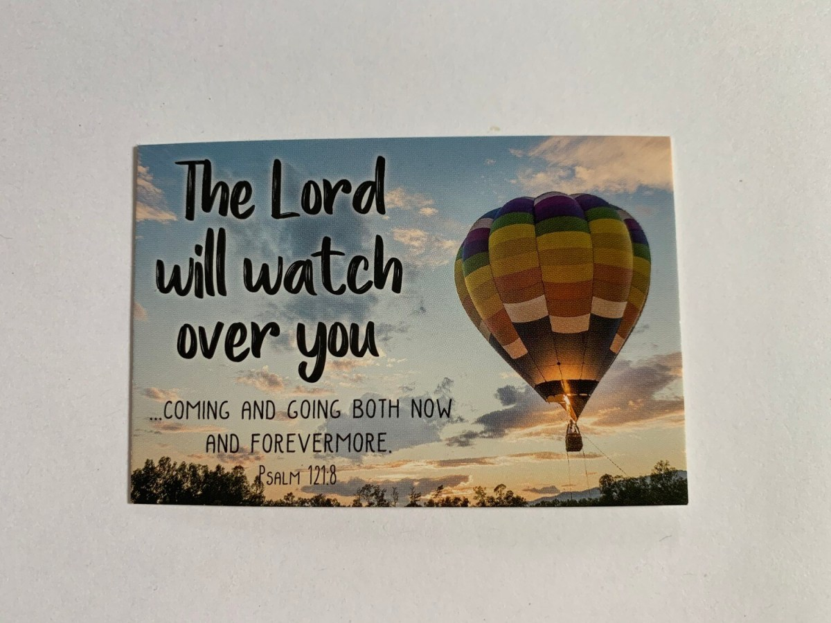 Pass It On - The Lord Will Watch Over You