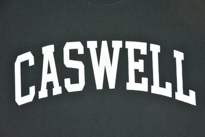 Black Caswell Arc Tee