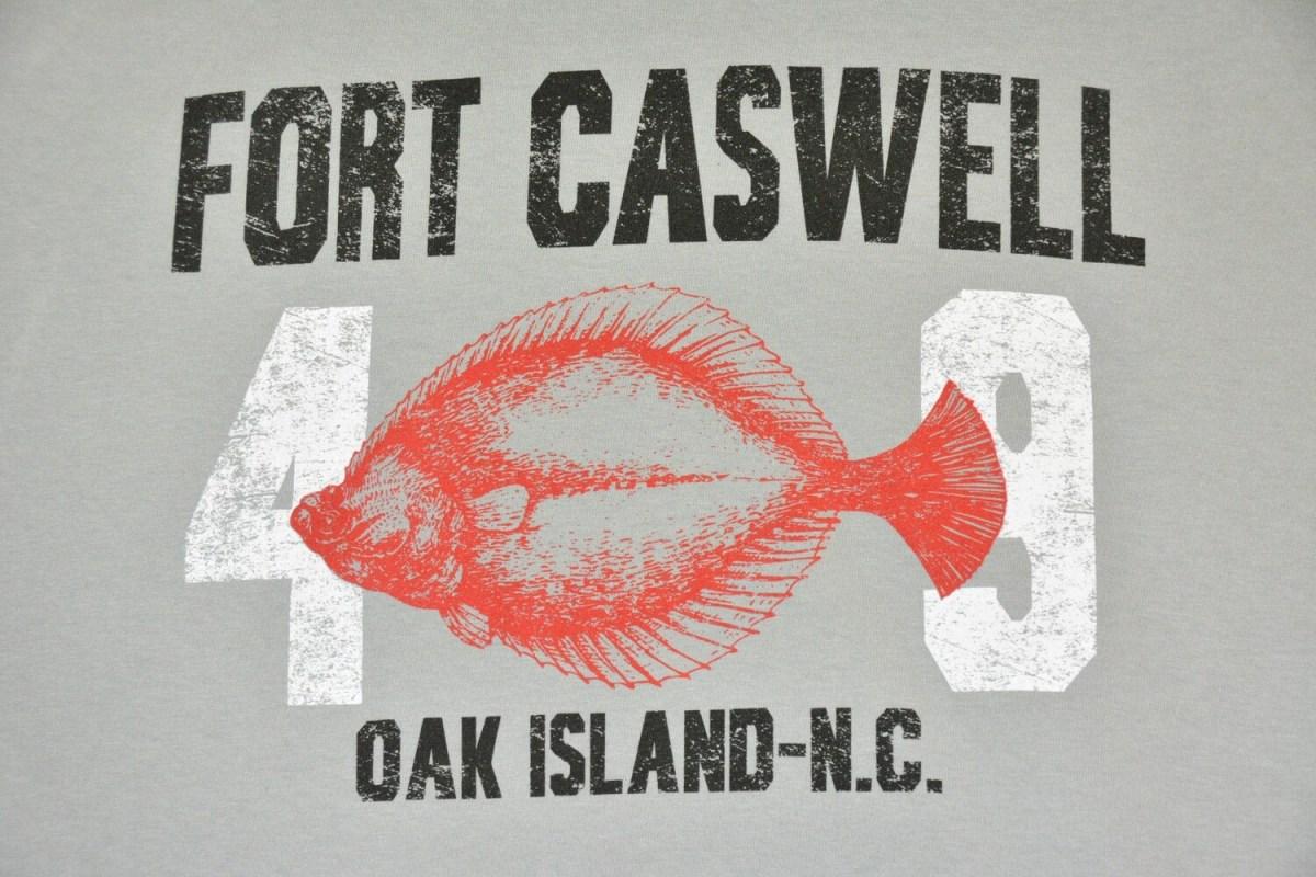 Flounder Fort Caswell Shirt