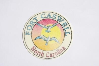 Reg Seagulls Sticker