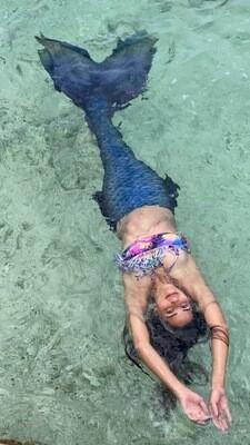 Mermaid Tail + How to Be a Mermaid