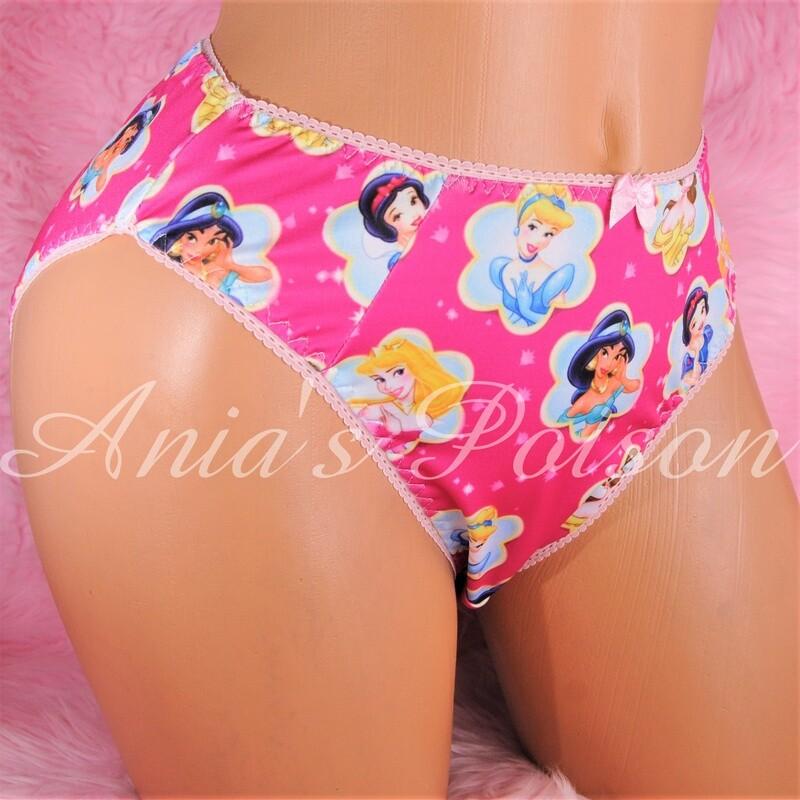 Amazing Truly Unisex Liquid Stretch Spandex full cut bikini ladies mens panties