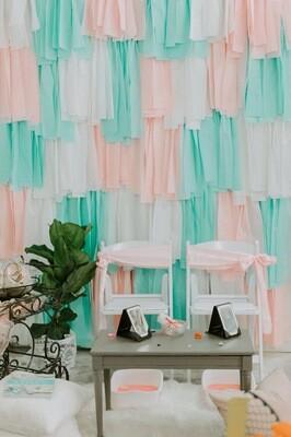 Pastel Backdrop