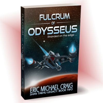 Fulcrum of Odysseus - Personally Autographed for You! - (First Edition Cover)