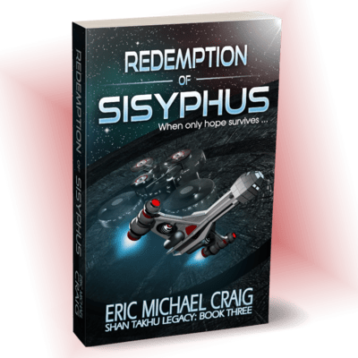 Redemption of Sisyphus -Personally Autographed for You! - (First Edition Cover)