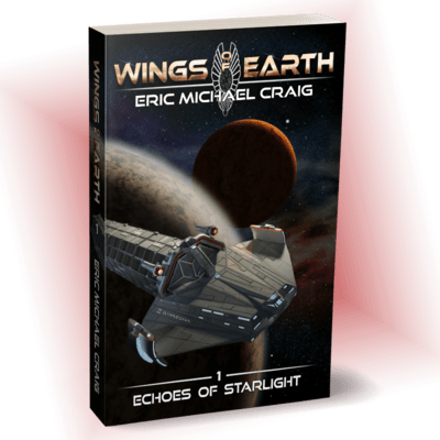 Echoes of Starlight - Wings of Earth: 1 - Personally Autographed for You!