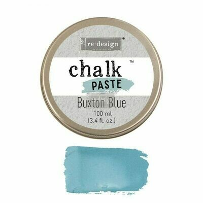 Chalk Paste: Buxton Blue