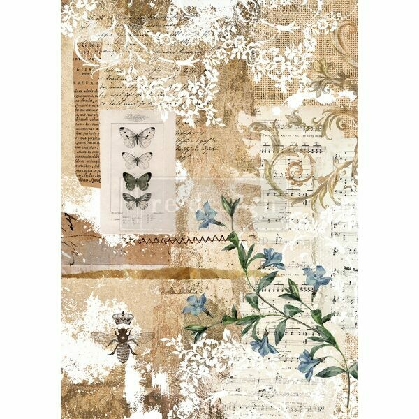 Rice Paper: Botanical Sonata