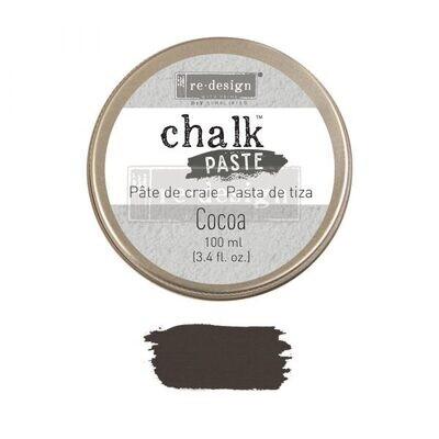 Chalk Paste: Cocoa