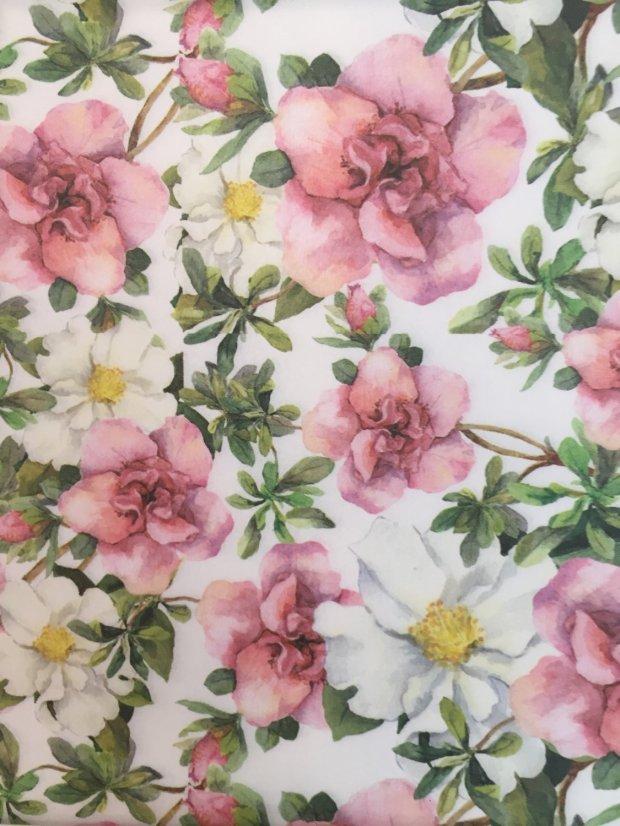 Decoupage Paper: Summer Garden