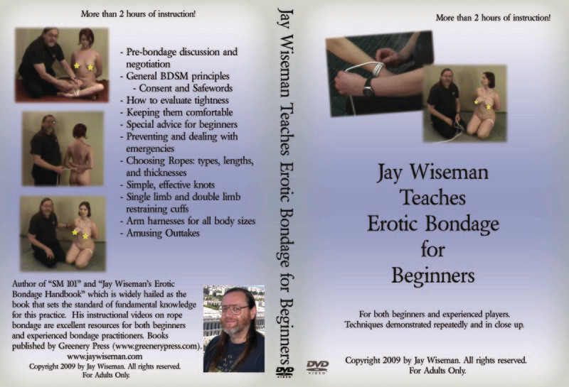 Jay Wiseman Teaches Erotic Bondage for Beginners