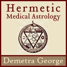 Hermetic Medical Astrology