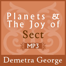 Planets and the Joy of Sect