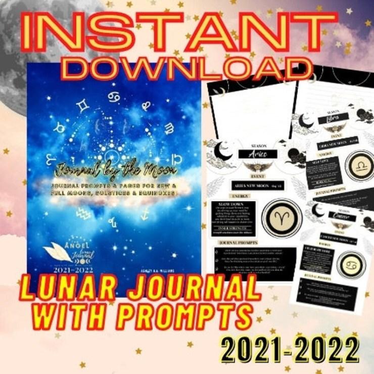 The Angel Lunar Journal