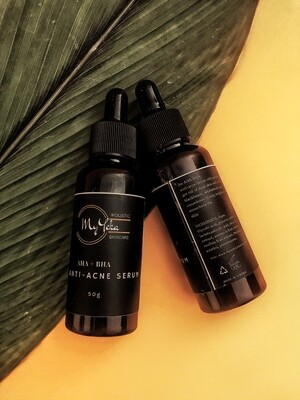 AHA & BHA Anti-acne Serum