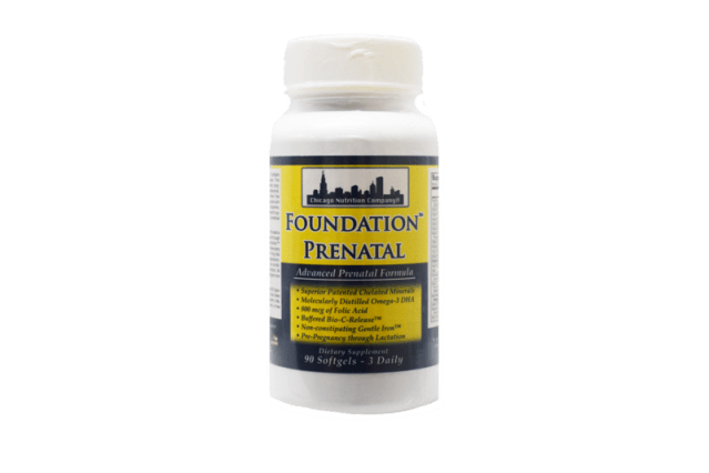 Foundation Prenatal Vitamin