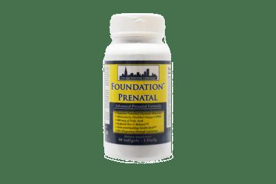 Foundation Prenatal Vitamin