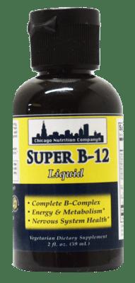 Super B-12 Sublingual