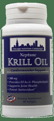 Neptune Krill Oil 500 mg