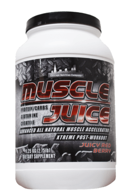 Muscle Juice - Juicy Red Berry